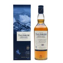 Whisky Talisker Single Malt 10 Anos 1 Litro Na Caixa - Origi