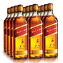 Whisky Johnnie Walker Red Label 1l Uísque 8 Anos Original
