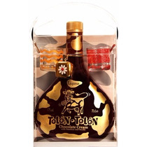 Licor Tolon Tolon De Chocolate 700ml -com 2 Copos - Original