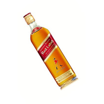 Whisky Johnnie Walker Red Label 1000ml Uísque 8 Anos