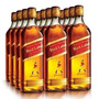 Whisky Johnnie Walker Red Label Original Caixa Com 12l