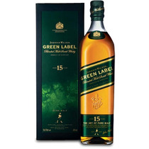 Whisky Johnnie Walker Green Label - 1 Litro