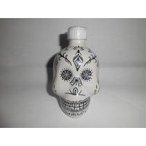 Miniatura Tequila Caveira[ Branca] 50ml Louça