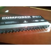 Compressor Behringer Model Mdx 2200