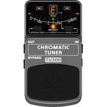 Pedal Afinador Guitarra Baixo Chromatic Tuner Tu300 Behriger