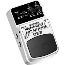 Pedal De Efeito Behringer Ab100 Switch A/b Box, 9274