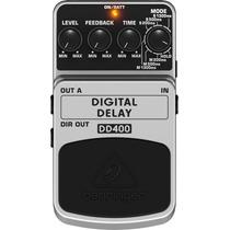 Dd400: Pedal Digital Delay Dd 400 - Behringer Frete Grátis!!
