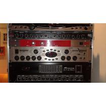 Bass V Amp Pro Behringer Rack Efeito Baixo Guitarra
