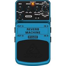 Pedal Behringer Rv600 Reverb Machine - Loja Física