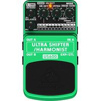 Pedal Behringer Ultra Shifter/harmonist Us600