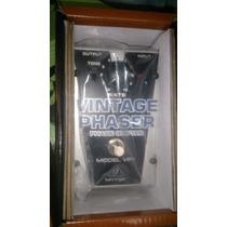 Pedal Beringer Vintage Phaser Vp1