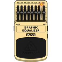Pedal Behringer Graphic Equalizer Eq700 - Pd0359