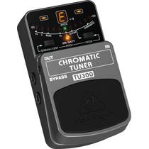 Tu300 Pedal Afinador Chromatic Tuner Behringer - Nota Fiscal
