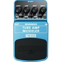 Pedal Tune Amp Modeler Behringer - Tm300