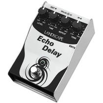 Pedal Landscape Echo Delay Edy-2 P/ Guitarra E Violão