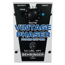 Pedal De Efeito P/ Guitarra Behringer Vintage Phaser Vp1