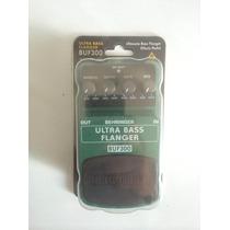 Pedal De Efeito Ultra Bass Flanger P/ Baixo Behringer Buf300