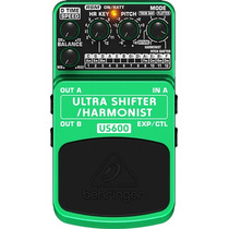 Pedal Efeito Ultra Shifter Harmonist Us600 Behringer Pd0321