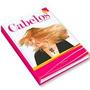 Livro Cabelos Cortes & Penteados Edição De Luxo Capa Dura