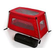Phil&teds Traveller Crib - Vermelho Usado - Otimo Estado