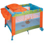 Berço Cercado + Trocador Elevado - Amici Prime Baby Colorido