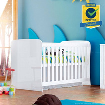 Berço Roda Gigante Certificado Inmetro Quarto Infantil Bebê