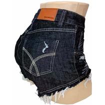 3 Shorts Jeans Várias Marcas E Modelos R$200,00
