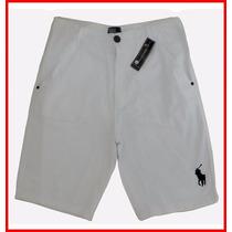 Bermuda Sarja Polo Ralph Lauren (frete Mais Barato)