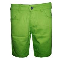 Bermuda Calvin Klein Jeans Masculina Verde Limao