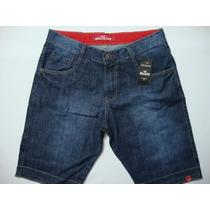 Bermuda Jeans De Marca Extra Grande Tamanho 48 50 52 54 56