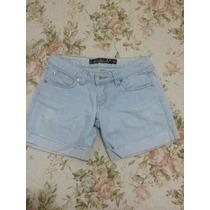 Bermuda Jeans Feminina Tamanho 40