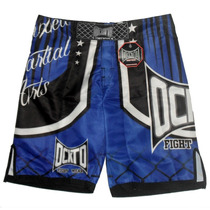 Bermuda Mma Ockto Fight - Original - Pronta Entrega