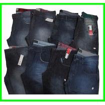 Kit 5 Bermuda Jeans Masculina Hollister Lacoste Tommy Calvin