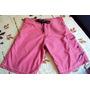 018 Rps- Roupa- Bermuda- Shorts Masculino Oakley- Vermelho