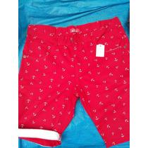 Bermudas Masculinas Jeans Quicksilver Coloridas