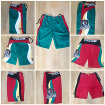 Kit De 2 Bermuda Da Cyclone Vibrations Original