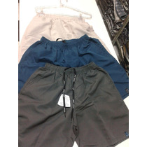 Shorts Micro Fibraplus Size Tamanho Grande