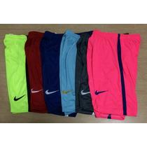 Kit 10 Bermuda Calção Shorts Nike Academia Revenda Atacado