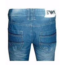 Calca-jeans-armani-azul-claro- Frete Gratis