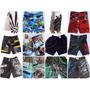 Kit 3 Shorts Tactel Maculino Surf Praia + Frete Grátis