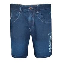 Bermuda Jeans Hollister Azul Prt02