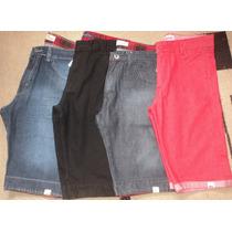 Bermudas Masculinas Jeans Varias Marcas Atacado
