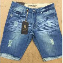 Bermuda Jeans John John Original 100%