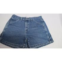 Bermuda Short Feminino Tommy Hilfiger Jeans Cod 13