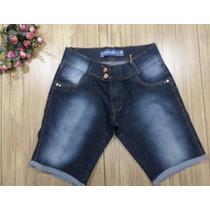 Bermuda Jeans Feminina Tamanho 44