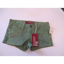 Short Guess Verde Pronta Entrega!!!!