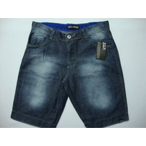 Bermuda Jeans Abercrombie & Fitch Billabong Tamanhos