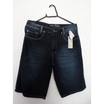 Bermuda Jeans Masculina 38 Nova Com Etiqueta