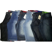 Kit Bermuda Jeans Masculina Lote 3 Unidades Atacado Revenda