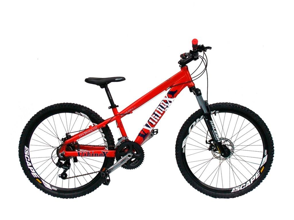 Bicicleta Bike Rebaixada Viking Freio A Disco Mecânico 21v - R$ 1.299